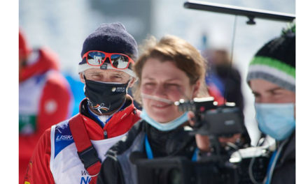 Para Ski nordisch Weltcup in Vuokatti