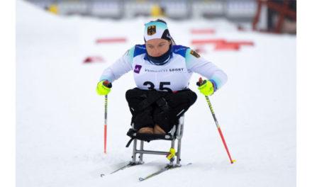 Para Ski nordisch Weltcup in Vuokatti (FIN)