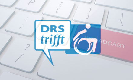 Save the Date: ›DRS trifft…‹ am 30. April 2021
