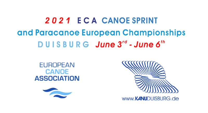 Kanu-Europameisterschaften in Duisburg abgesagt