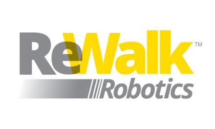 ReWalk Robotics ist neuer Partner des DRS
