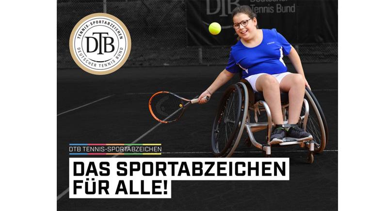 Premiere beim Deutschen Tennis Bund
