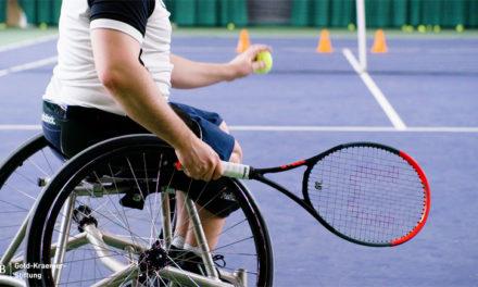 Deutscher Tennis Bund veröffentlicht kostenfreie Rollstuhltennis-Videotutorials