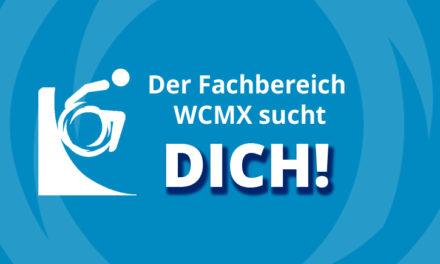 Verstärkung im Fachbereich WCMX gesucht