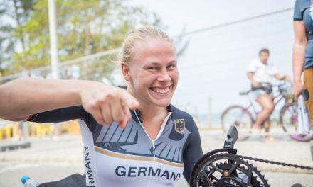 Christiane Reppe verabschiedet sich vom Leistungssport