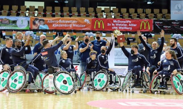 IWBF Europe Champions Cup 2021