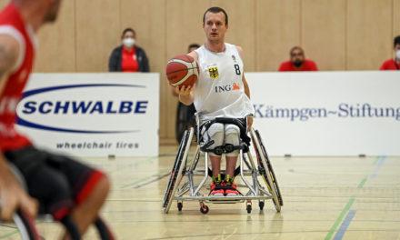 Rollstuhlbasketball: Über Köln nach Tokio