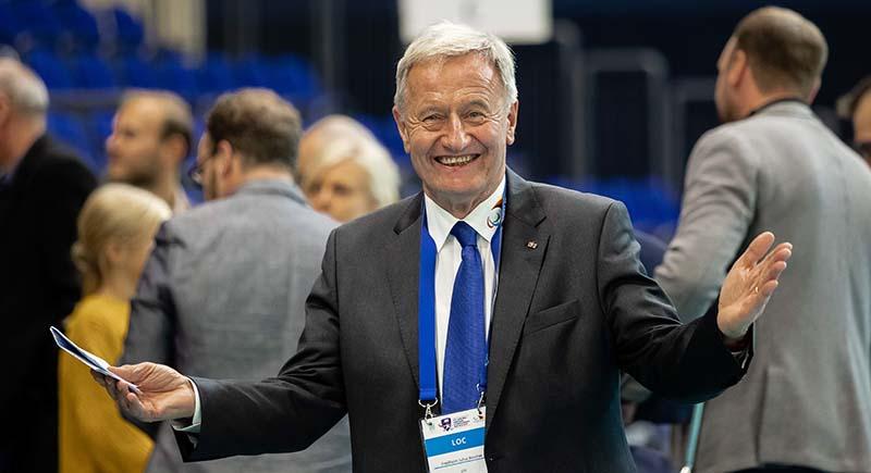 75. Geburtstag von  DBS-Präsident Friedhelm Julius Beucher
