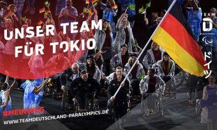 Das ›Team Deutschland Paralympics‹ für Tokio 2020