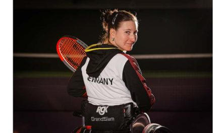 Sportlerin im Portrait: Katharina Krüger