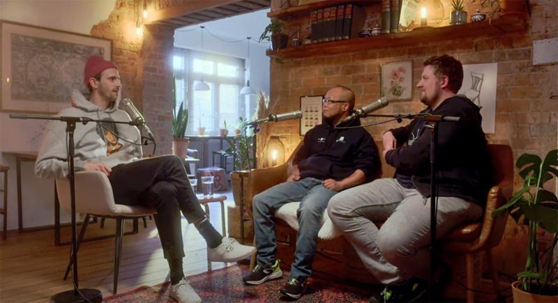 """WCMX: Timon Luu und Patrick Krause zu Gast im """"Kliemannsland"""""""