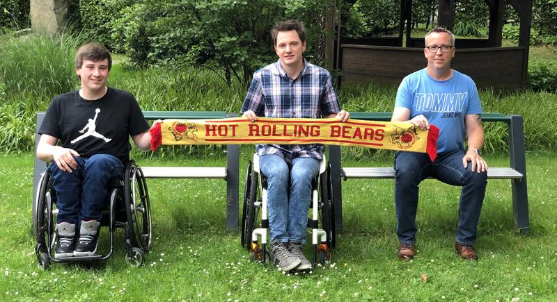 Neuer Vorstand bei den Hot Rolling Bears gewählt