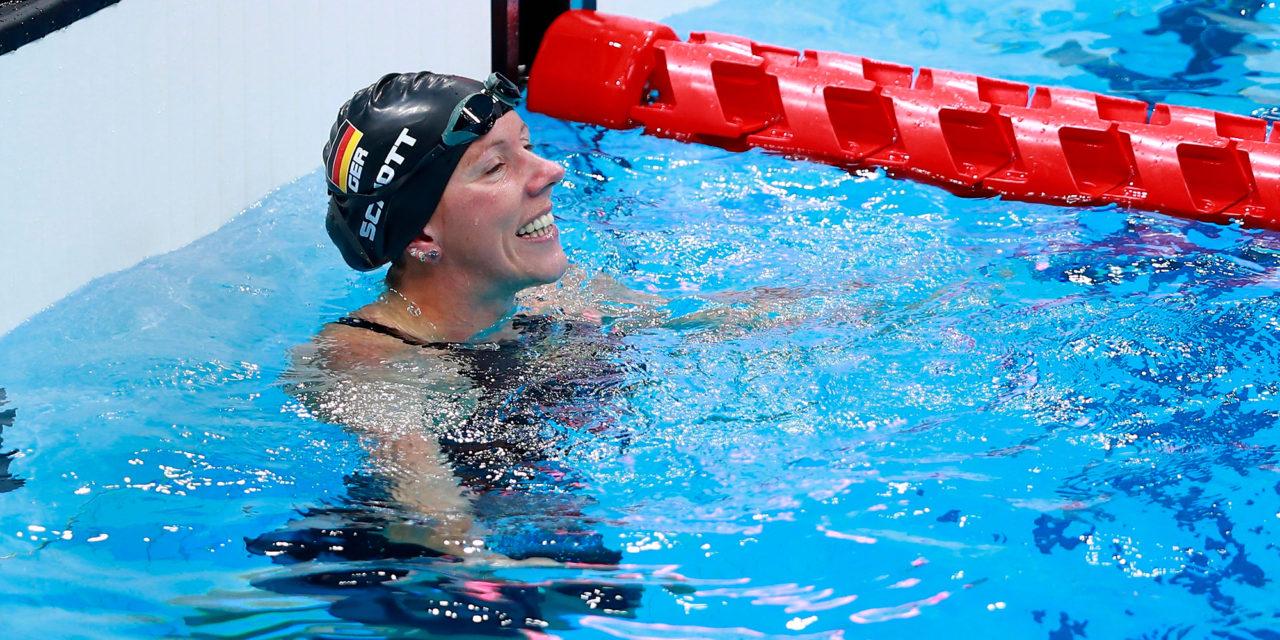 Start der deutschen Para Schwimmer in Tokio