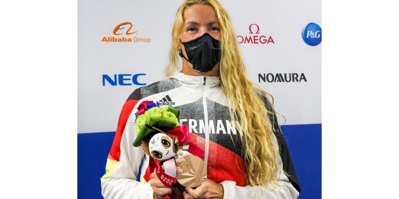 Zweite Medaille für das Team Deutschland Paralympics