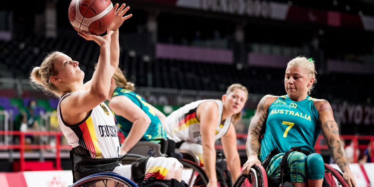 Tokio 2020: Rollstuhlbasketball der Damen
