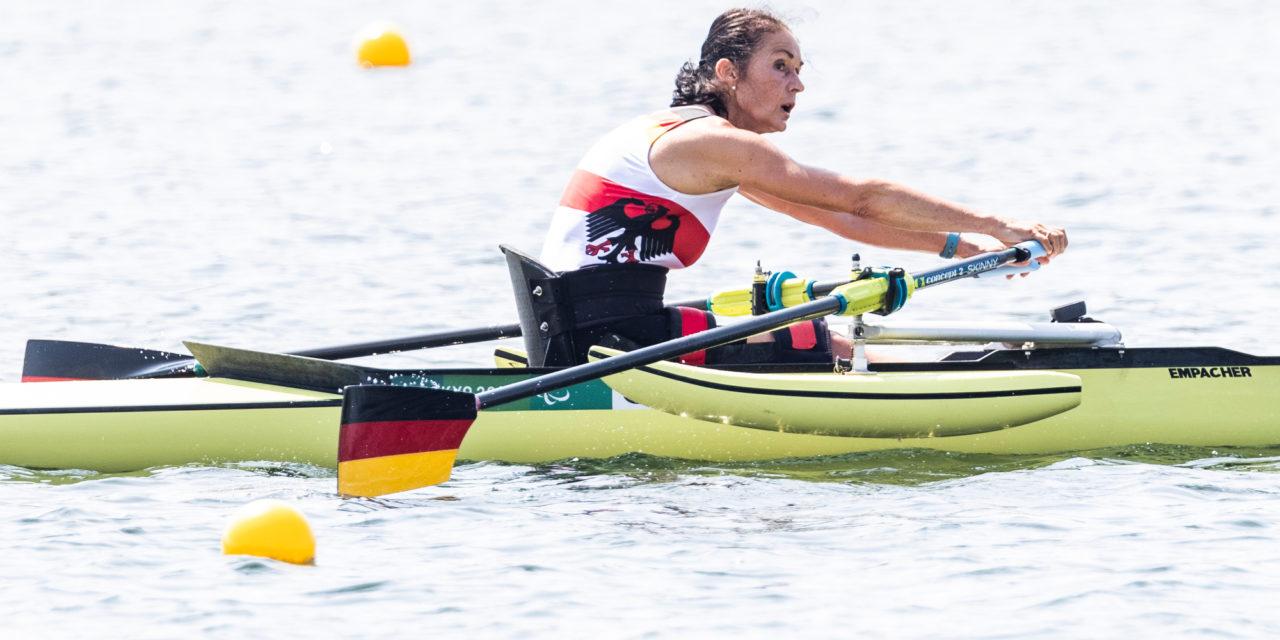 Deutsche Para Ruderer ohne direkte Finalqualifikation