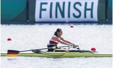 Para Rudern: Sylvia Pille-Steppat wird Fünfte