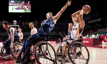Deutschlands Rollstuhlbasketballer entzaubern Weltmeister