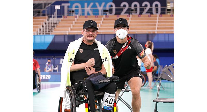 Paralympics-Premiere für Bocciaspieler endet nach Gruppenphase