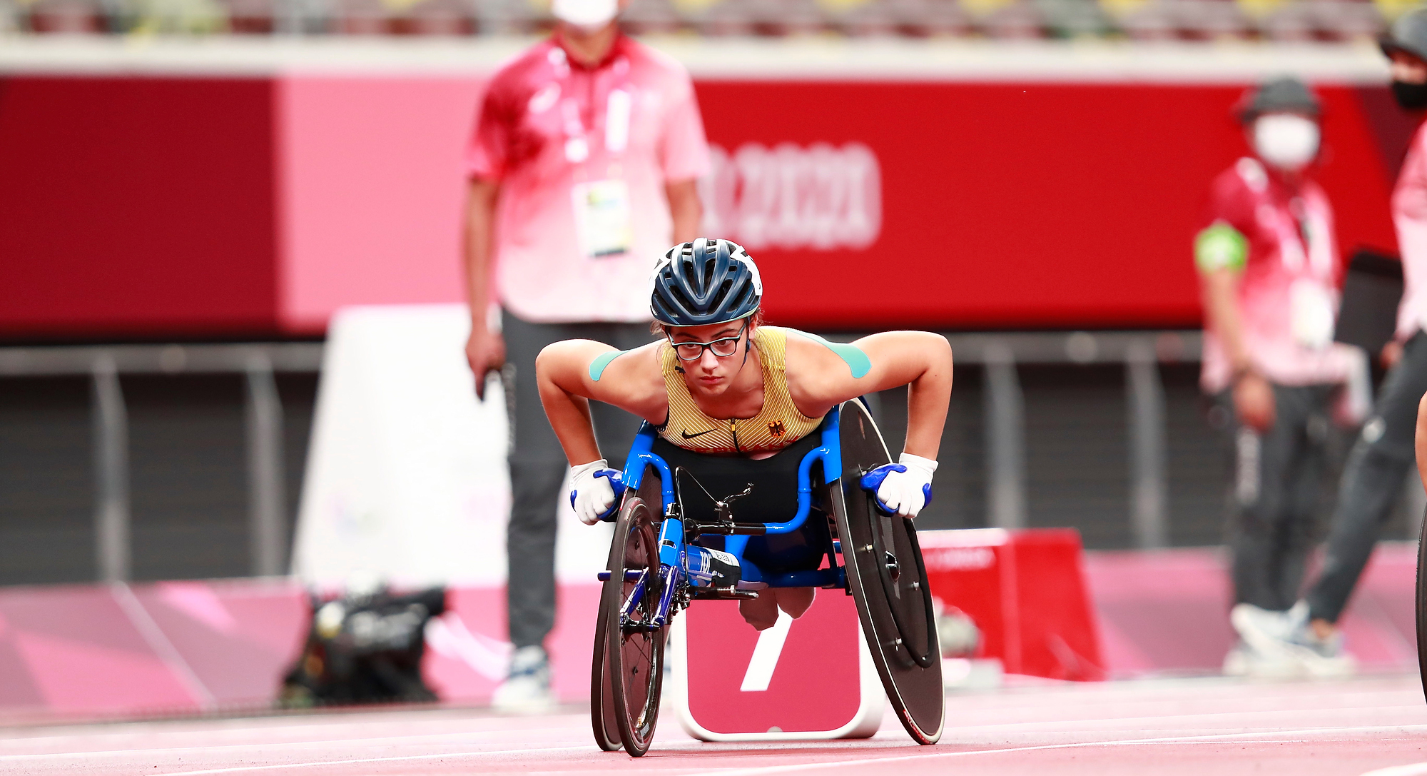 Paralympics (Paralympische Spiele) Tokio 2020 am 29.08.2021  Tag 5