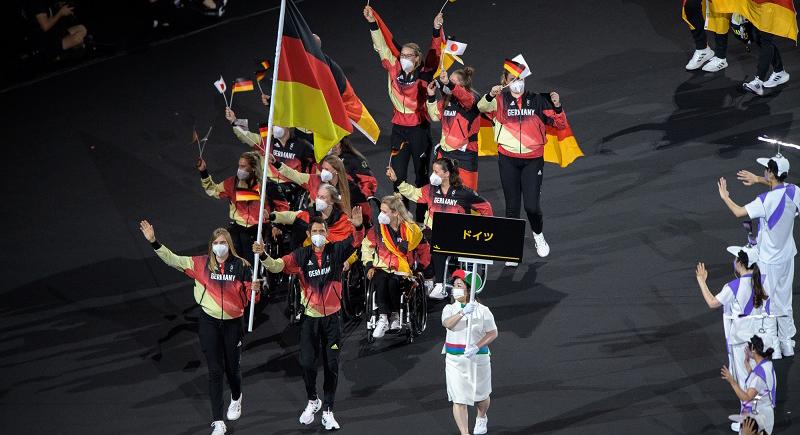 Paralympics 2020 offiziell gestartet