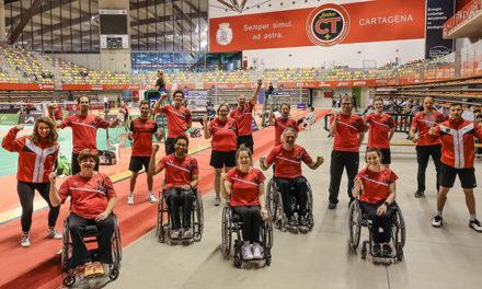 Premiere: Para Badminton startet am Mittwoch