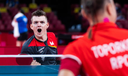 Tokio 2020: Medaillenausblick im Para Tischtennis