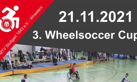 MTV Stuttgart lädt zum 3. Wheelsoccer Cup