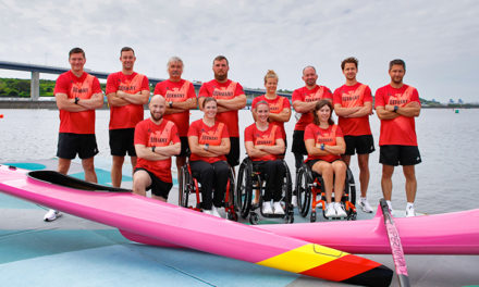 Para Kanu: Inklusive Weltmeisterschaften in Kopenhagen