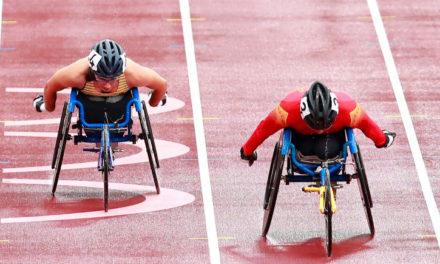 Para Leichtathletik mit starkem Nachwuchs