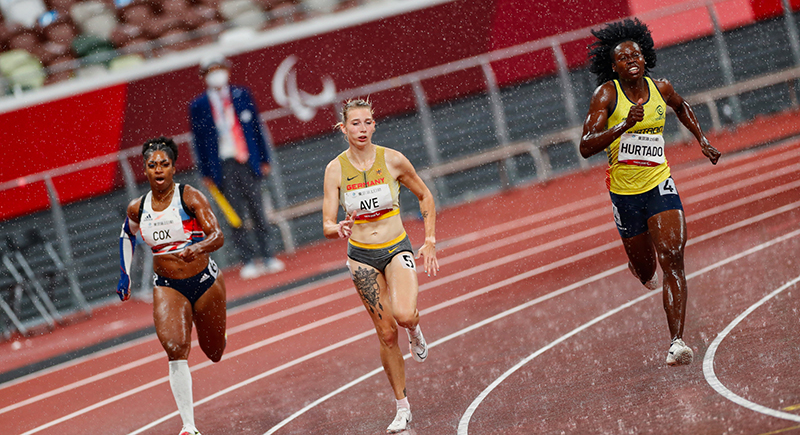 Paralympics (Paralympische Spiele) Tokio 2020 am 04.09.2021 |Tag (11)