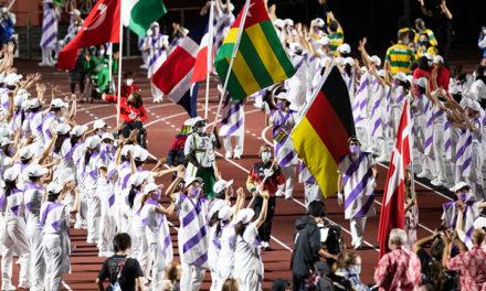 Paralympische Spiele 2020 enden mit fröhlicher Feier