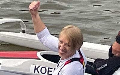 Para Kanu WM: Zwei Medaillen am ersten Wettkampftag