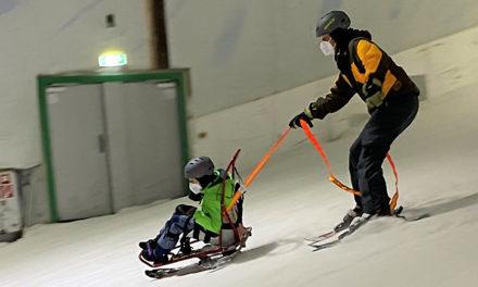 Alpiner Ski-Spass abseits der Berge