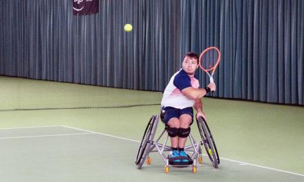 Rollstuhltennis: DM in Leverkusen