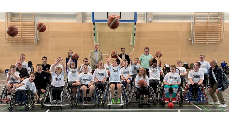 """""""Rollstuhlbasketball ist ein geiler Sport"""""""