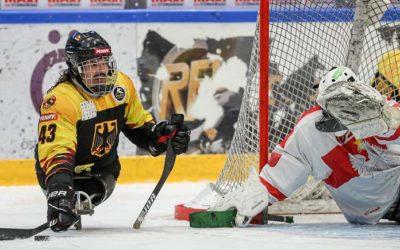 Para Eishockey B-WM – Deutschland im A-Pool