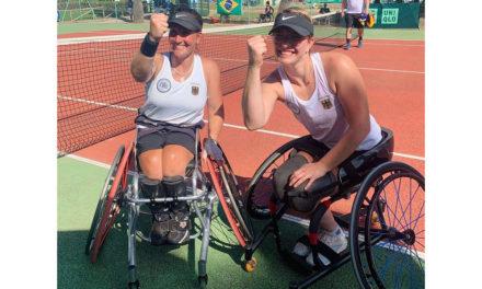 Rollstuhltennis – Platz sechs bei ITF World Team Cup