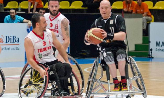 Dirk Passiwan wird Bundestrainer der Rollstuhlbasketballerinnen